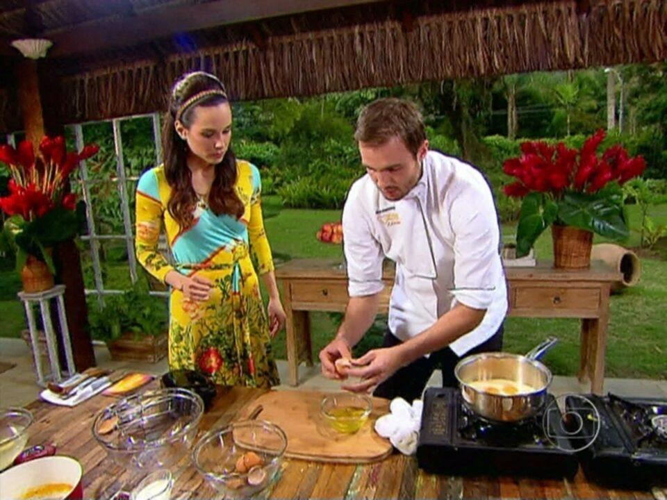 Estrelas campe o do super chef max fercondini ensina a - Super chef 2000 ...