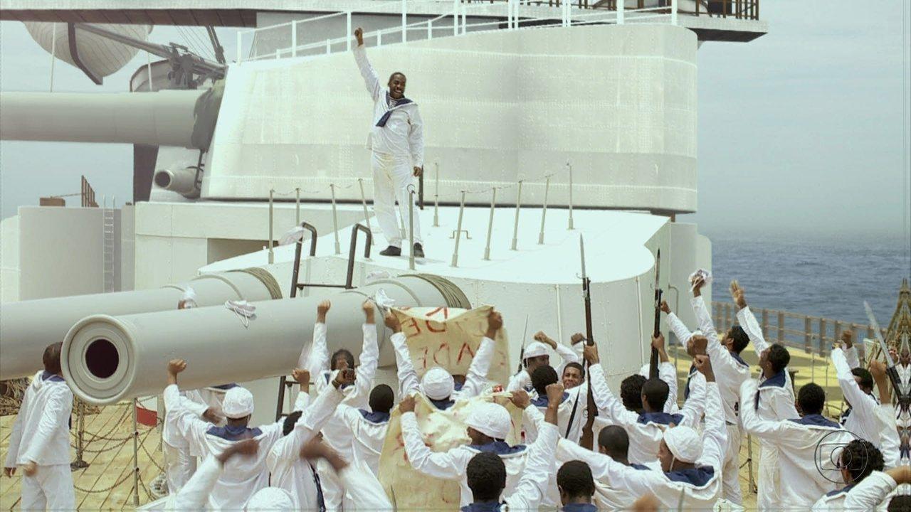 Lado a Lado - capítulo de quarta-feira, 14/11/2012, na íntegra - Lado a Lado - capítulo de quarta-feira, 14/11/2012, na íntegra