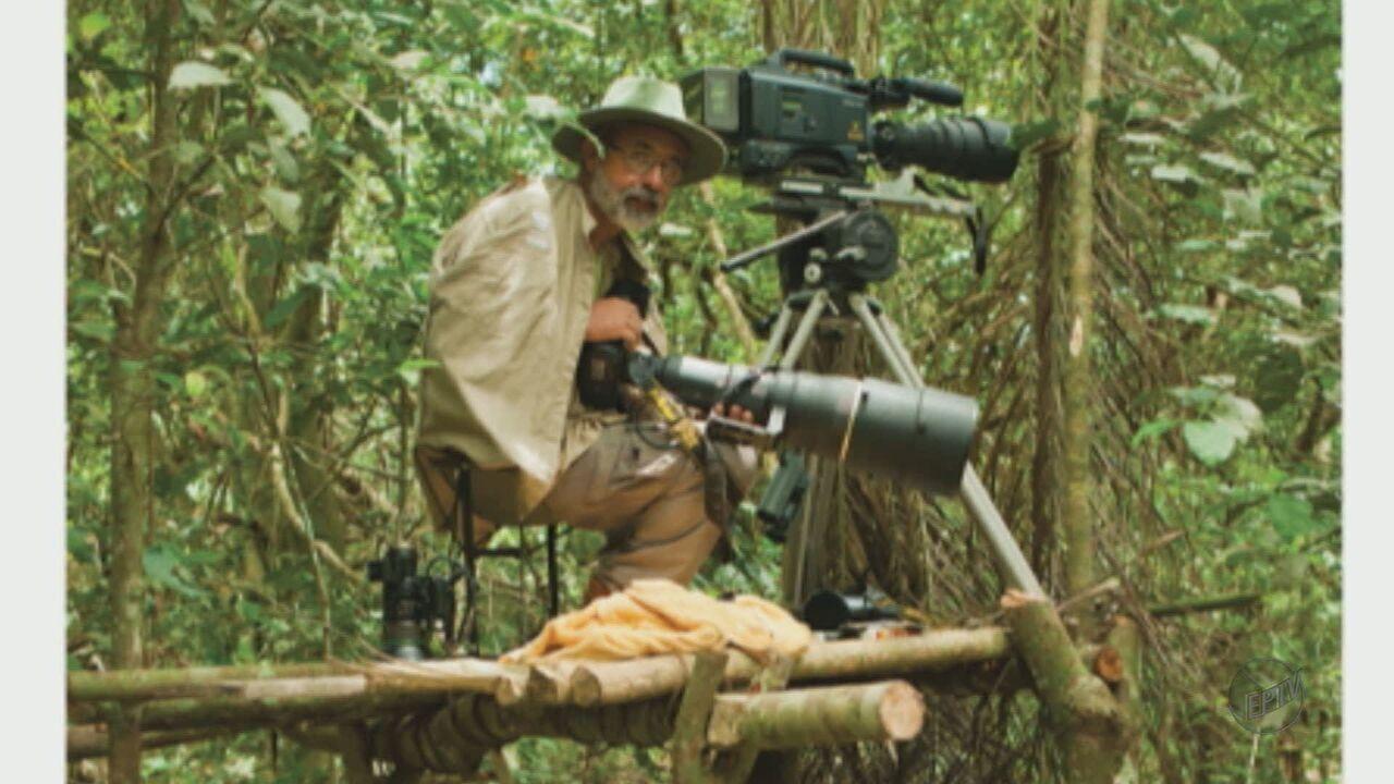 Fotógrafo Haroldo Palo Jr. lança livro para comemorar 35 anos de carreira