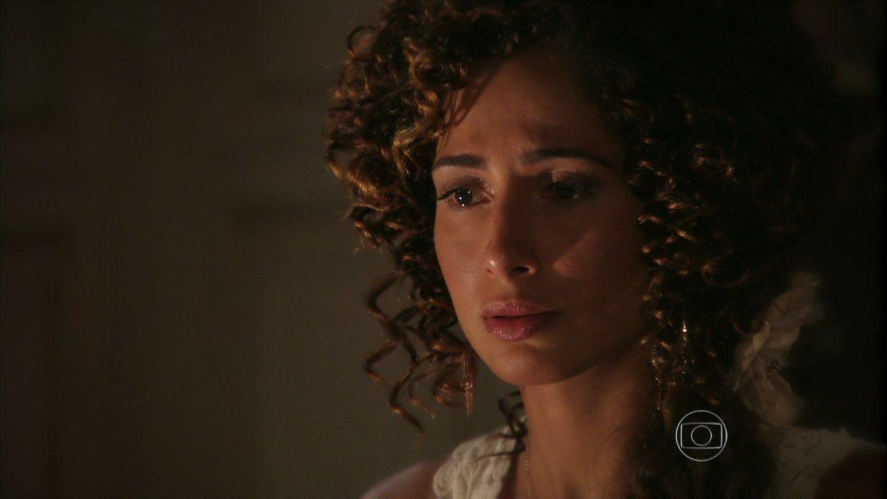 Lado a Lado - Capítulo de segunda-feira, 25/02/2013, na íntegra - Isabel fica triste ao saber que Zé Maria está namorando Fátima