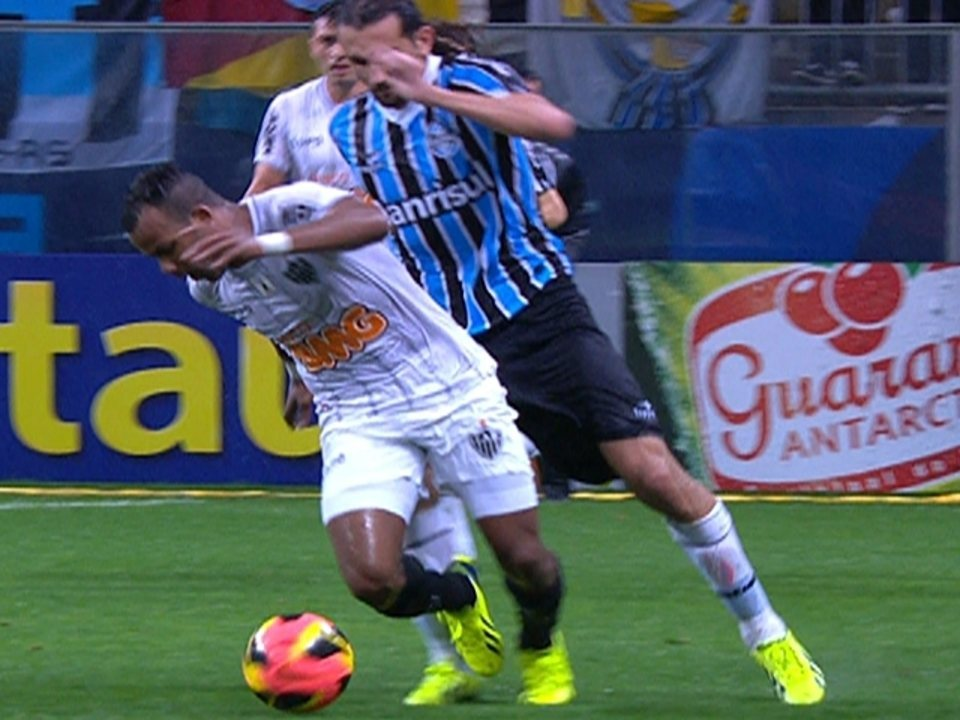 Grêmio 0 x 1 Atlético-MG pela 21ª rodada do Brasileirão 2013