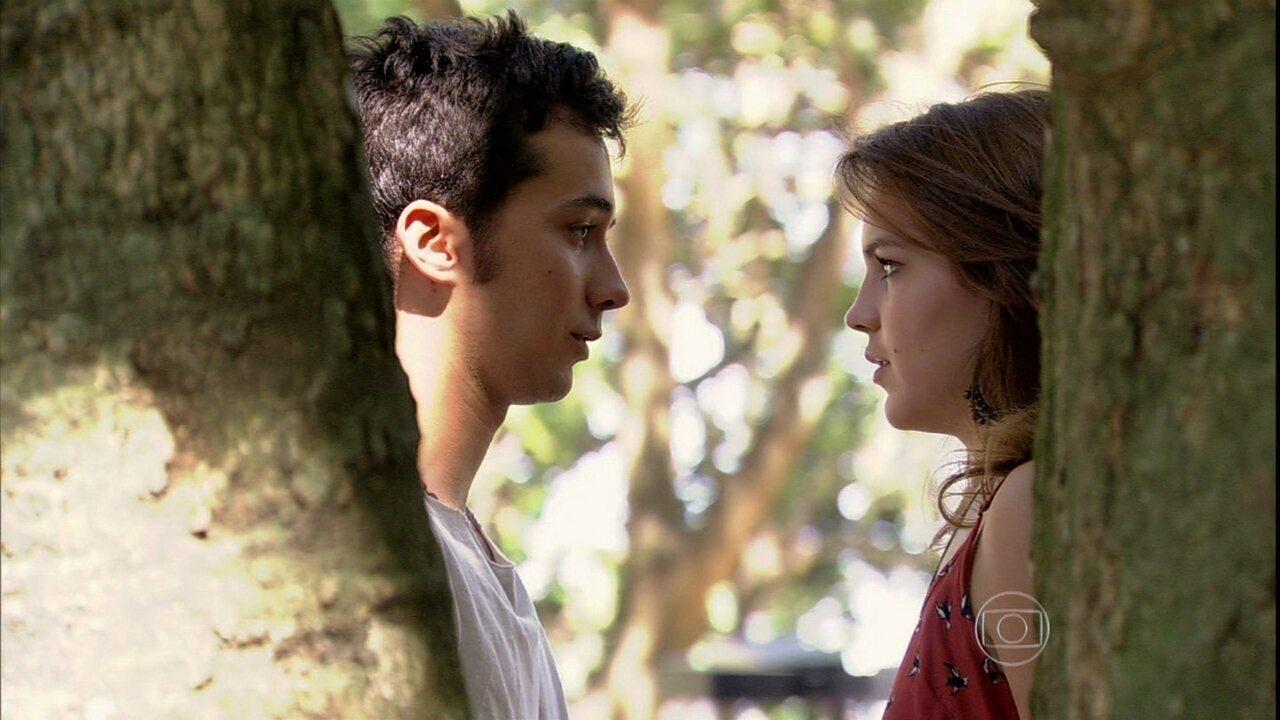 Malhação - Capítulo de quinta-feira, dia 26/09/2013, na íntegra - Ben pede Anita em namoro