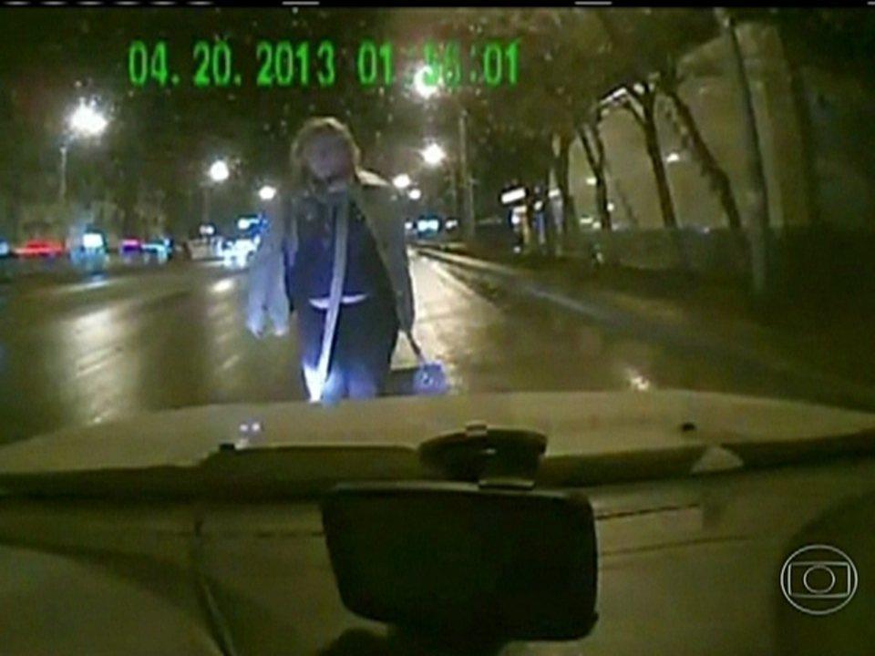 Câmeras em veículos flagram acidentes forjados na Rússia