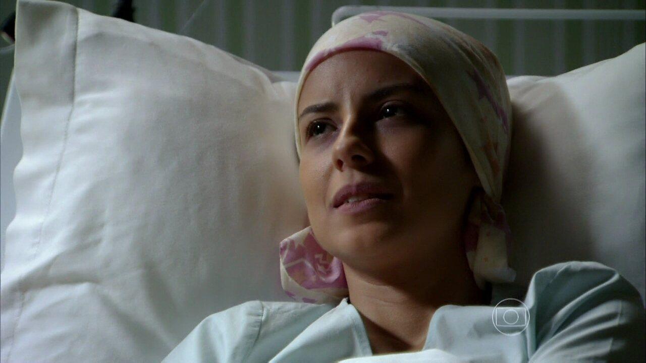 Sangue Bom - capítulo de terça-feira, dia 22/10/2013, na íntegra - Simone implora que Bento e Malu perdoem Amora