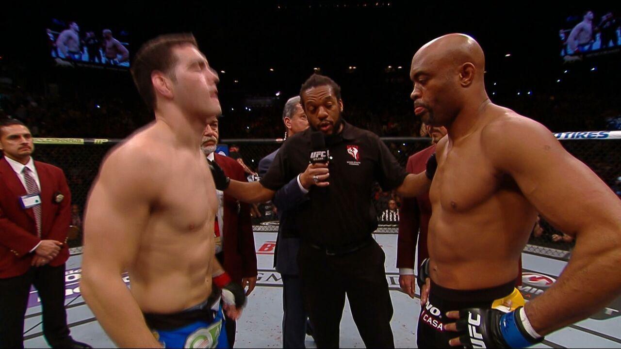 UFC 168 - Chris Weidman x Anderson Silva