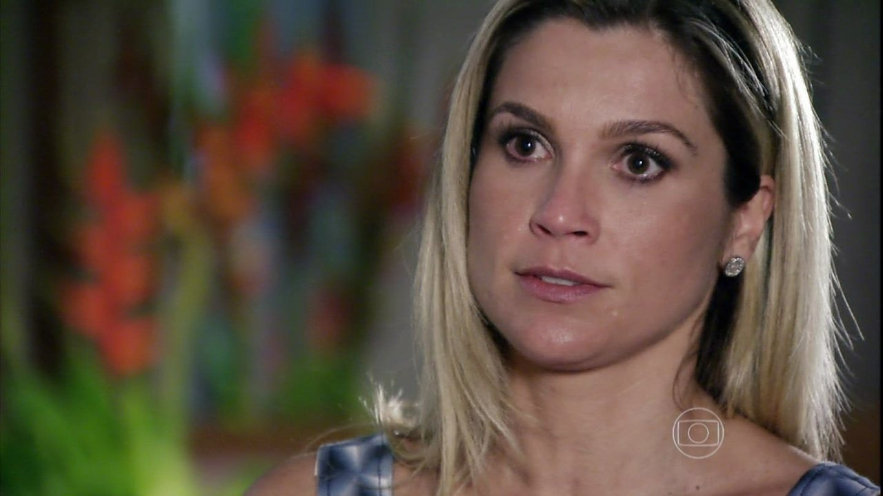 Além do Horizonte - capítulo de quinta feira, dia 09/01/2014, na íntegra - Heloísa termina seu romance com Thomaz
