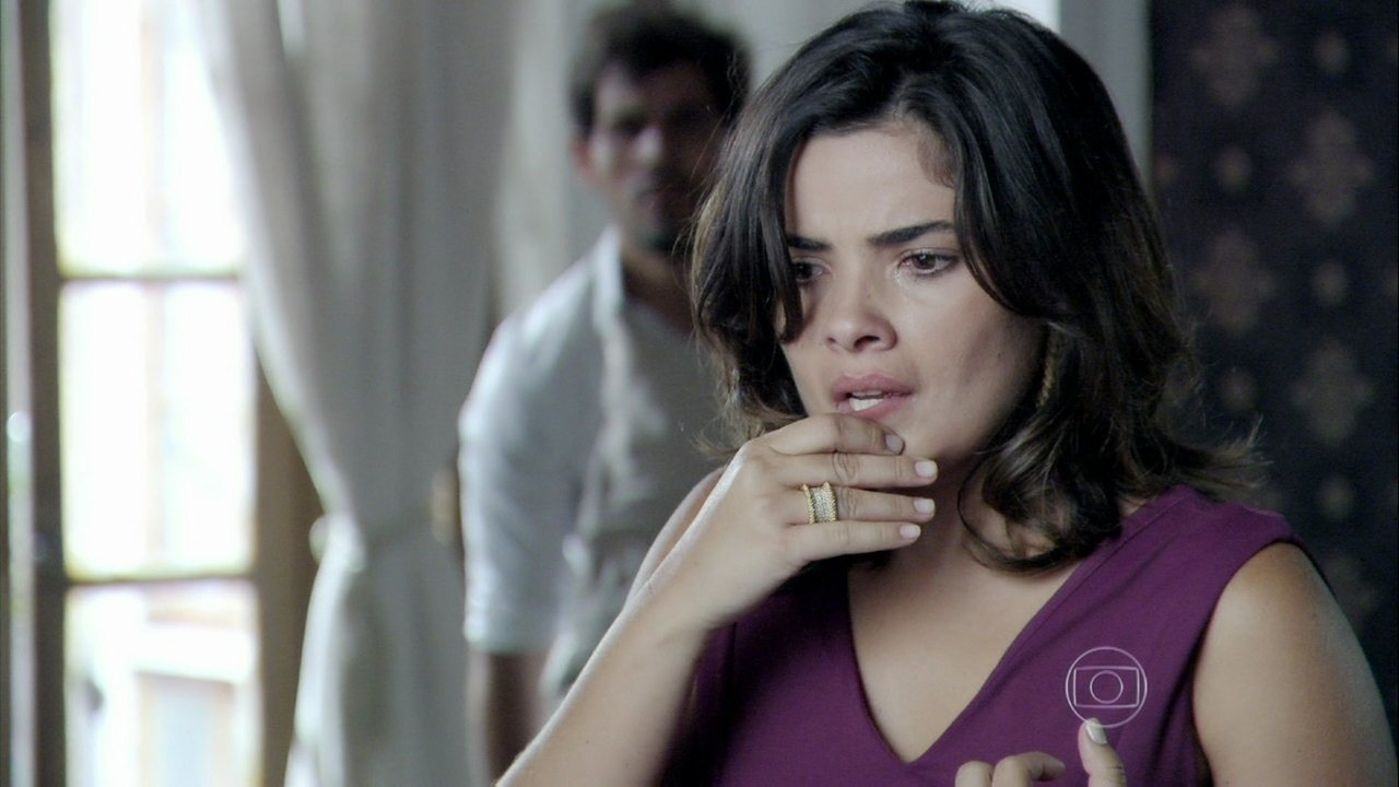 Amor à Vida - Capítulo de quarta-feira, dia 15/01/2014, na íntegra - Aline não consegue matar César e Ninho
