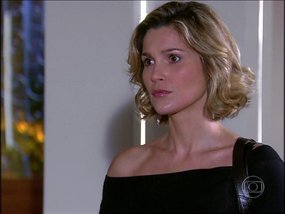 Caras & Bocas - capítulo de quarta feira, dia 19/03/2014, na íntegra - Daphne descobre que Milena é sua parente