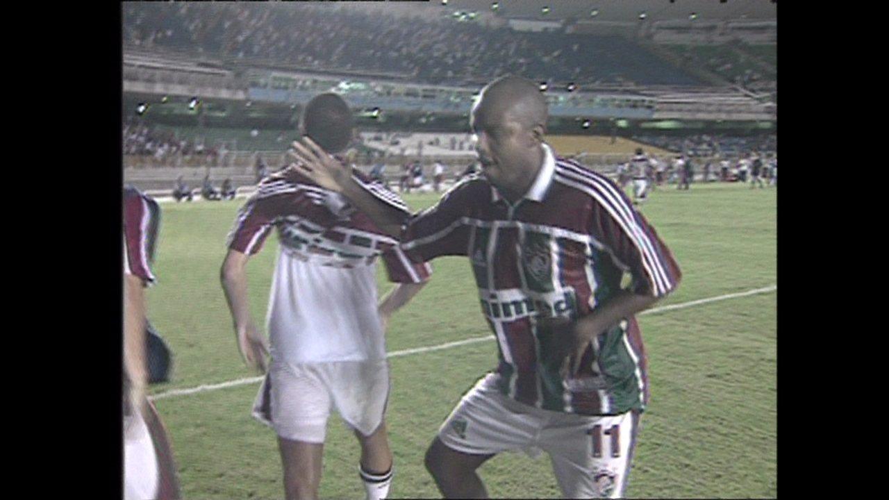 Em 2001, Fluminense goleia Juventude-MT e consegue classificação na Copa do Brasil