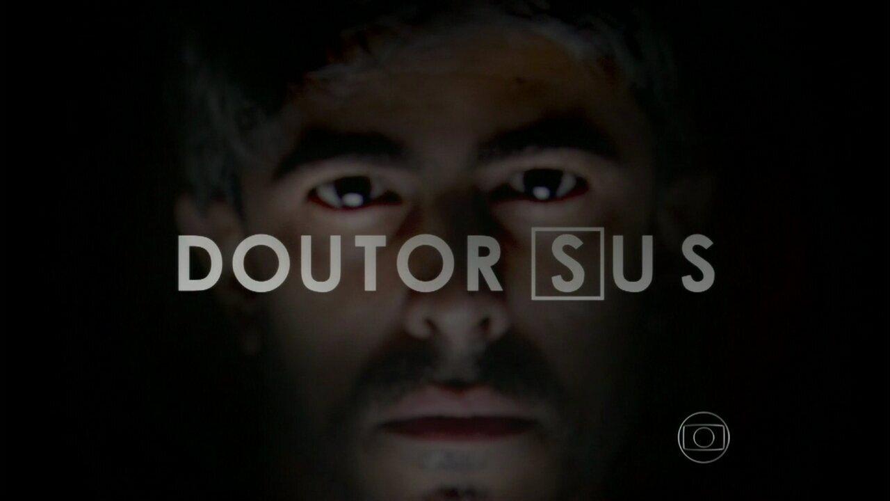 Confira o novo episódio de Dr. SUS, o médico brasileiro