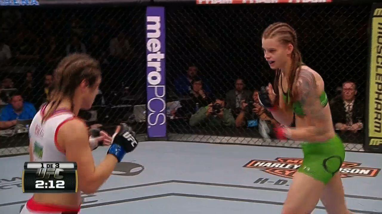 UFC 172 - Jessamyn Duke x Bethe Correia