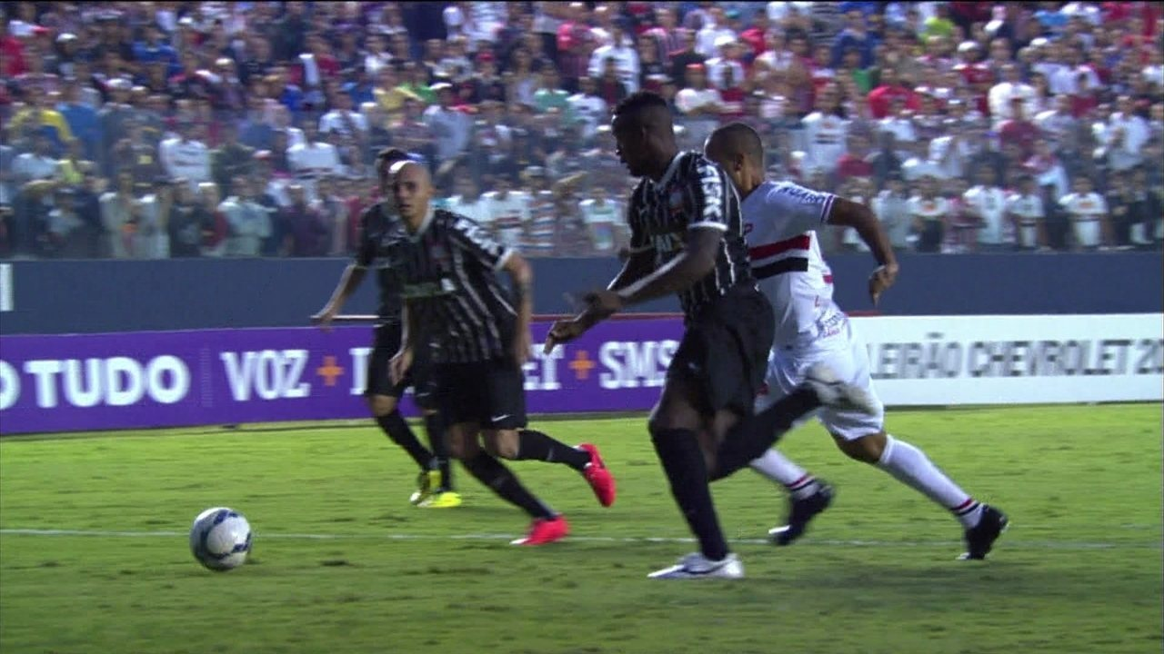 Relembre como foi o último jogo do Corinthians em Barueri
