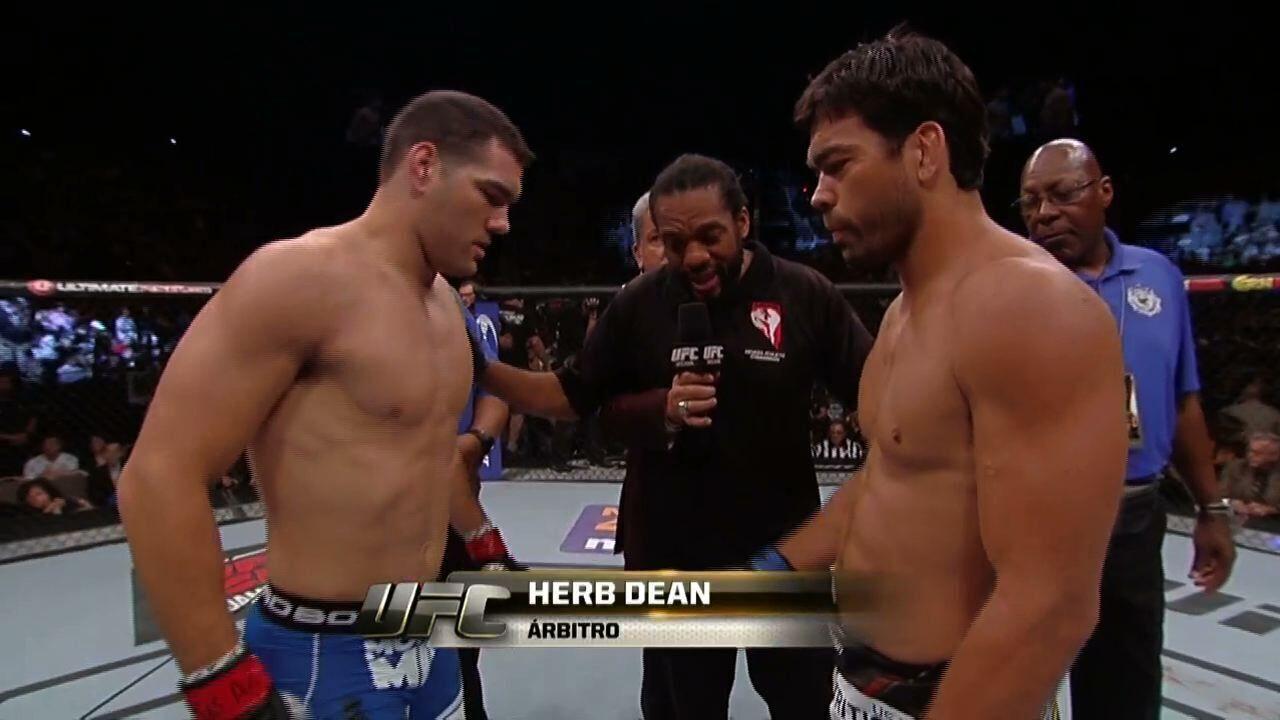 UFC 175 - Chris Weidman x Lyoto Machida