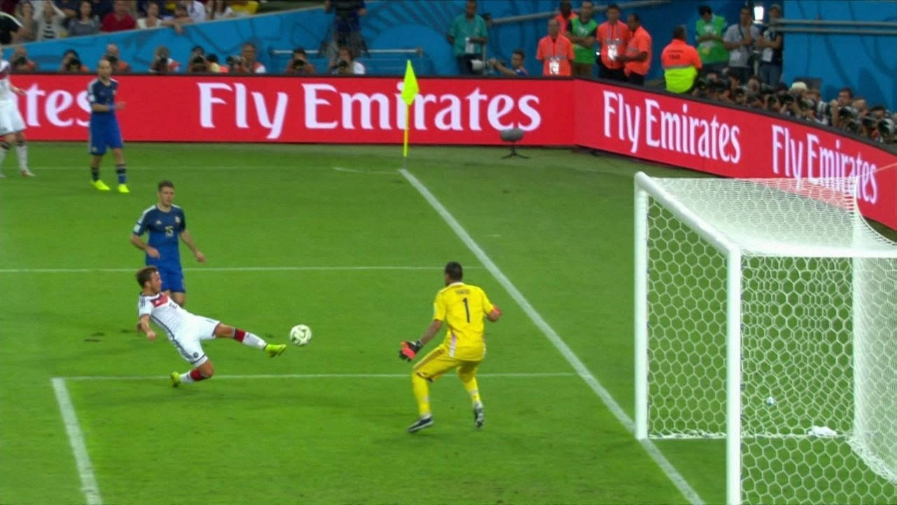 Os melhores momentos de Alemanha 1 x 0 Argentina pela final da Copa do Mundo 2014