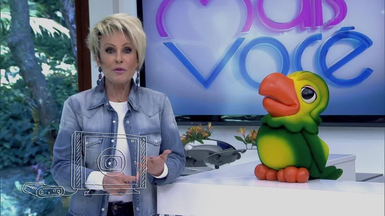 TV Digital: Ana Maria dá a receita para assistir à Globo em alta definição