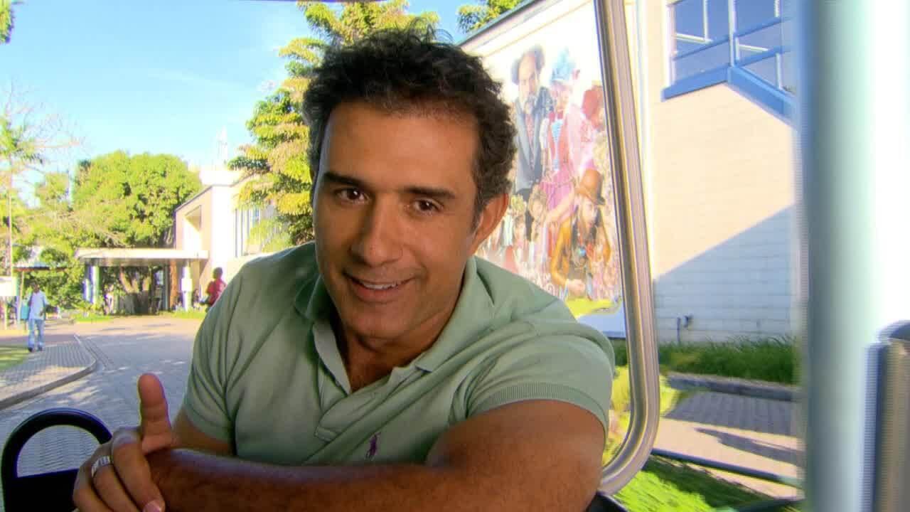 TV Digital: Marcos Pasquim ensina a ver as produções da Globo em alta definição
