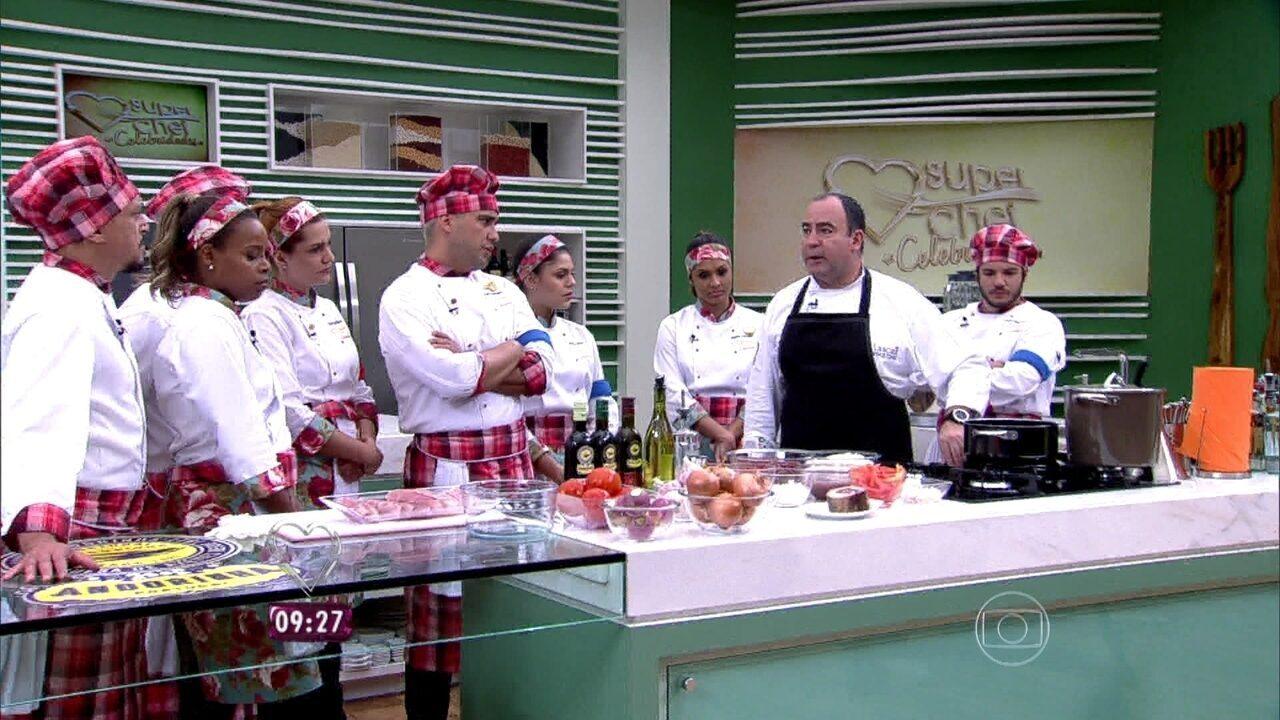 Mais voc chef portugu s vitor sobral d workshop para - Super chef 2000 ...