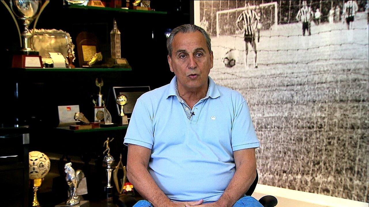 Nelinho, ex-lateral da Seleção, relembra gol histórico na Copa do Mundo de 1978