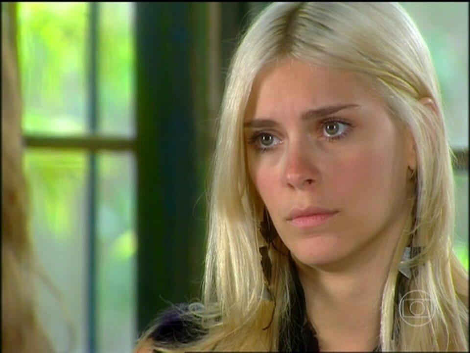 Cobras e Lagartos - capítulo de sexta-feira, dia 24/10/2014, na íntegra - Leona pede desculpas para Bel