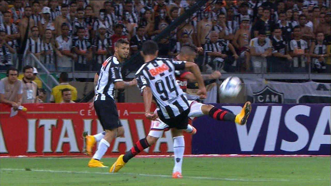Melhores momentos: Atlético-MG 4 x 1 Flamengo pelas semifinais da Copa do Brasil