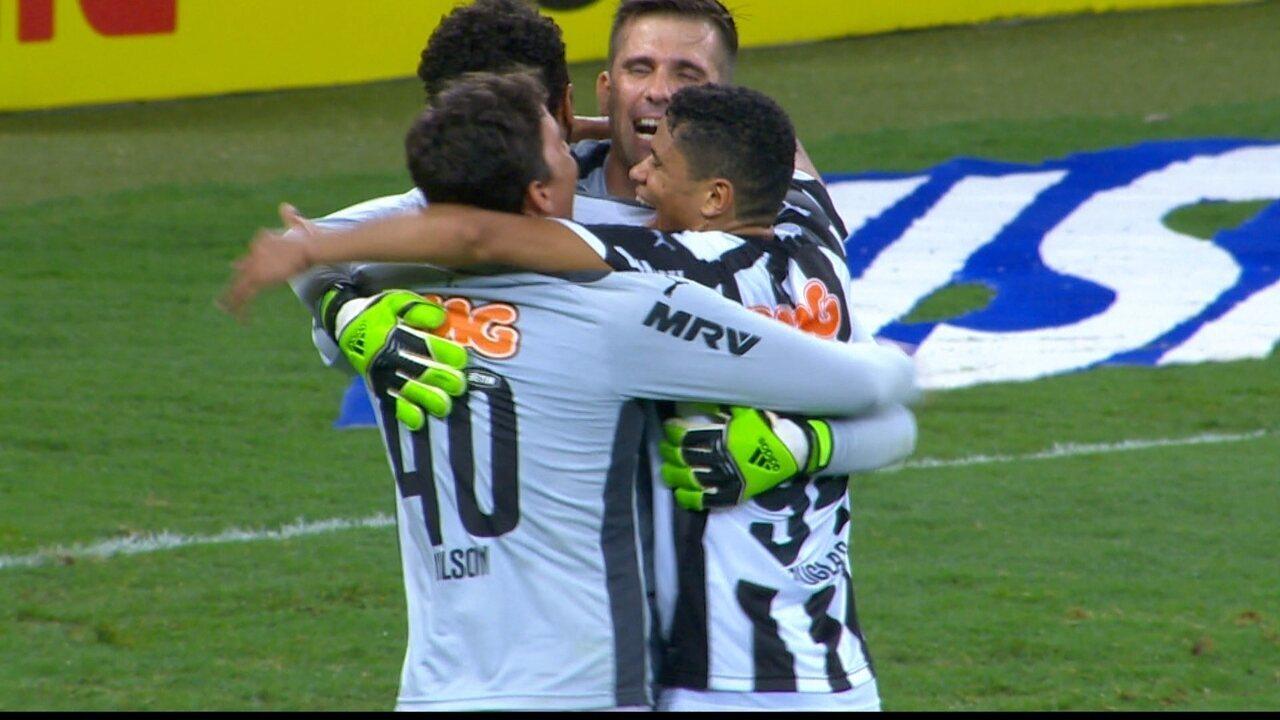 Melhores momentos de Cruzeiro 0 x 1 Atlético-MG pela final da Copa do Brasil 2014