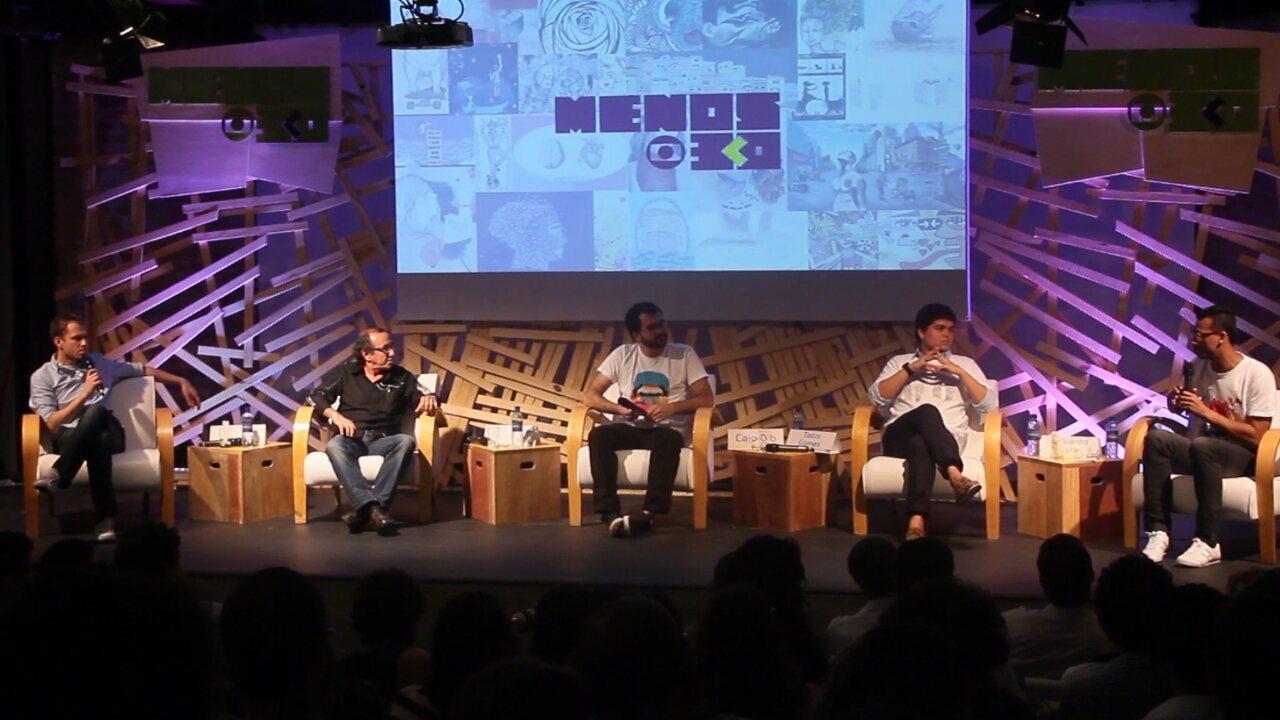 Seminário Menos30 debate a juventude brasileira