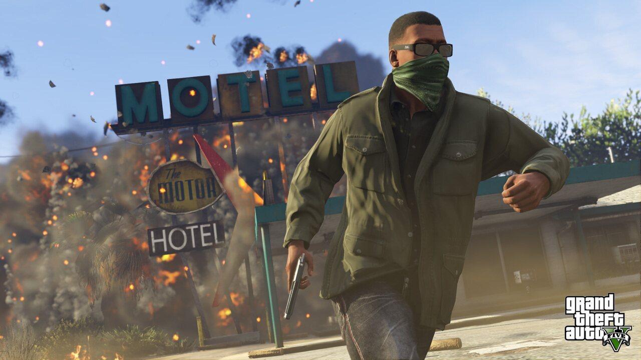 GTA 5 para PC - veja o trailer que mostra a visão em primeira pessoa do jogo