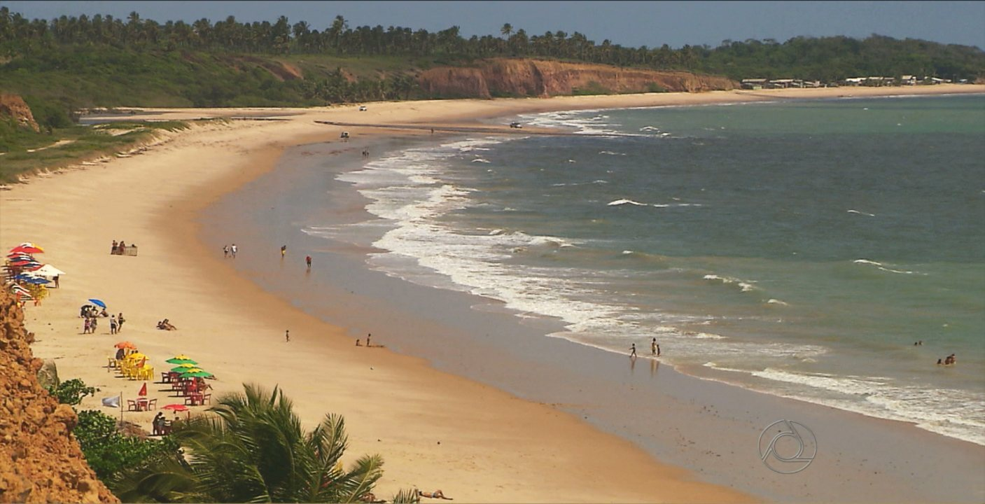 Conheça a Praia do Sol, no litoral sul da Paraíba