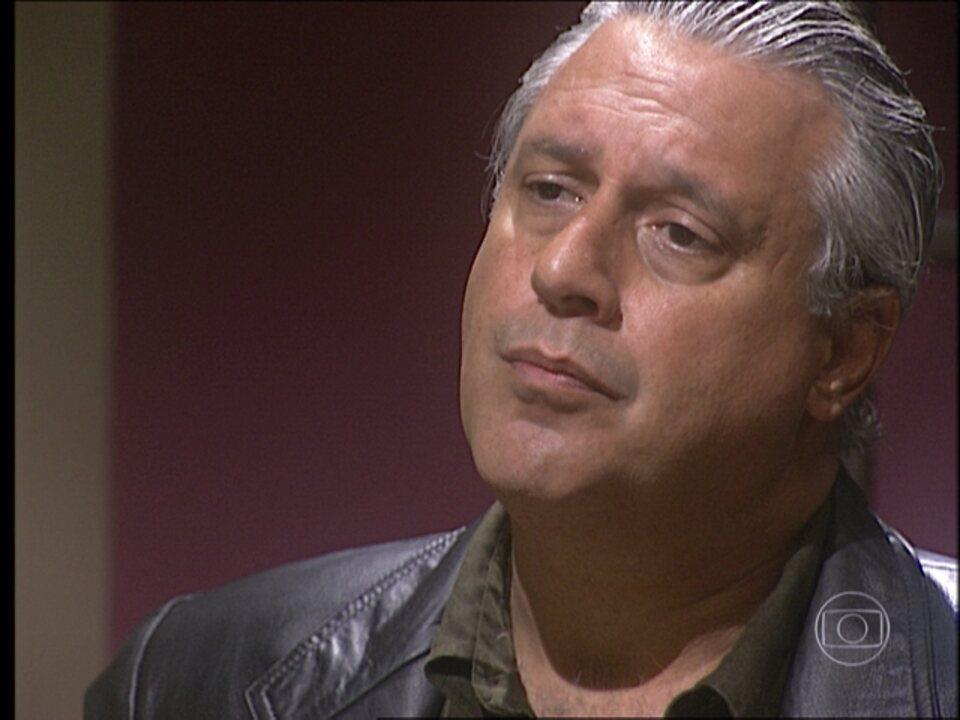 O Rei do Gado - capítulo de terça-feira, dia 03/03/15, na íntegra - Bruno diz para Léia que ela pode voltar para casa e se vinga de Ralf