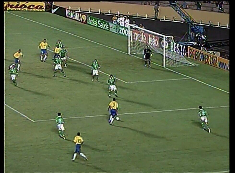 Brasil 6x0 Bolívia (31/1/2002)