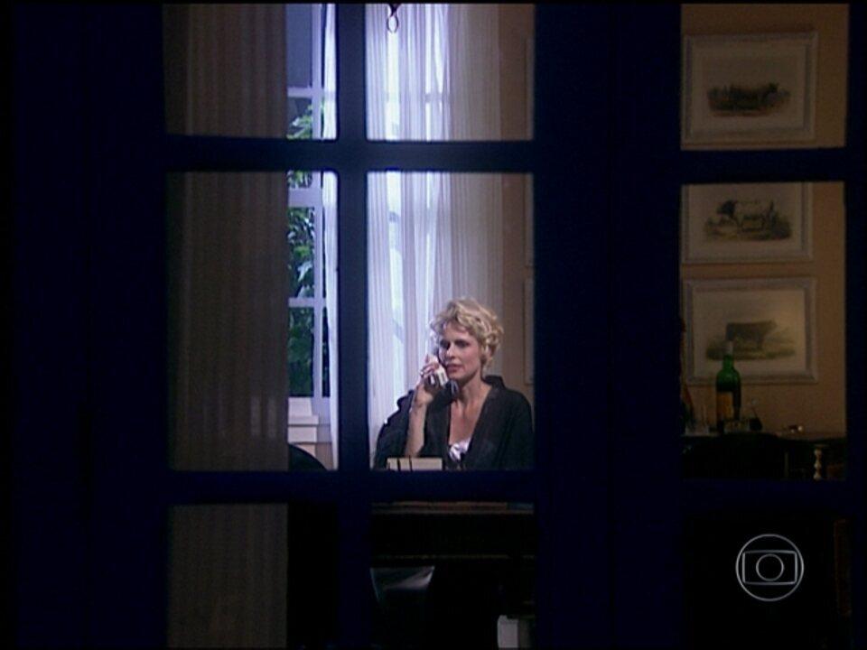 O Rei do Gado - Capítulo de Quarta-feira, 18/03/2015, na íntegra - Léia decide assumir os negócios da família