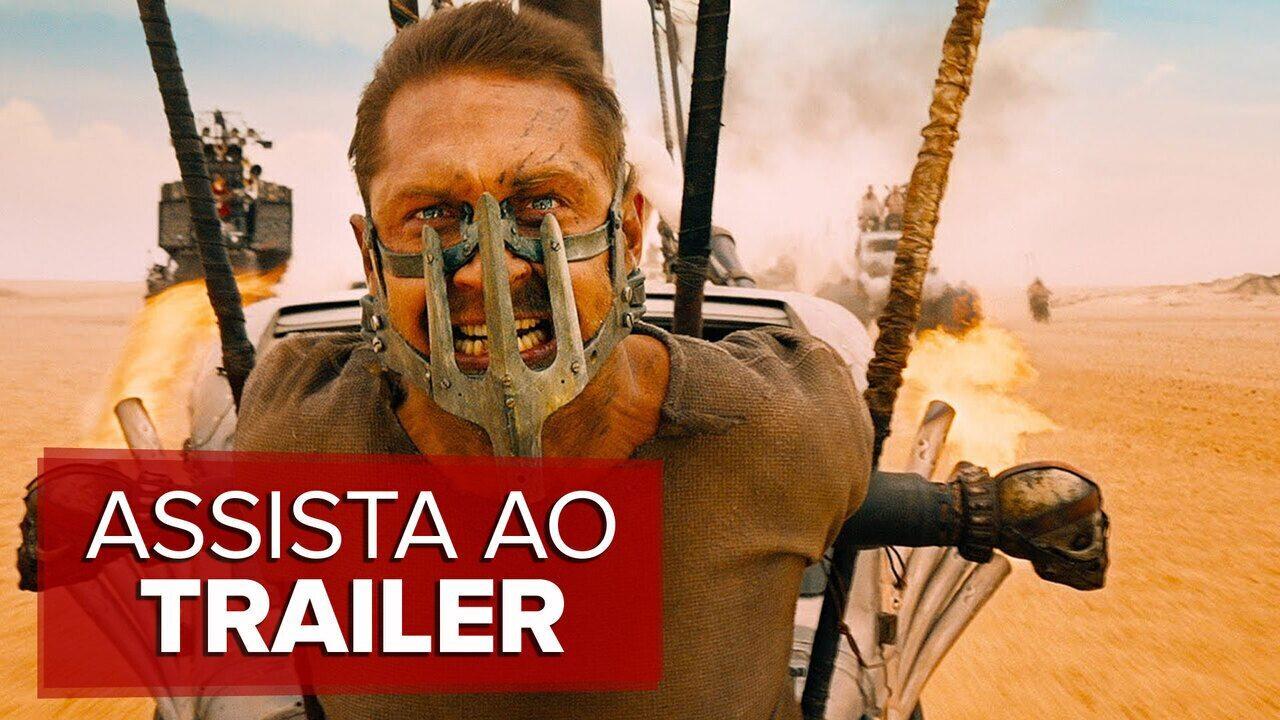 Assista ao trailer legendado de 'Mad Max: Estrada da fúria