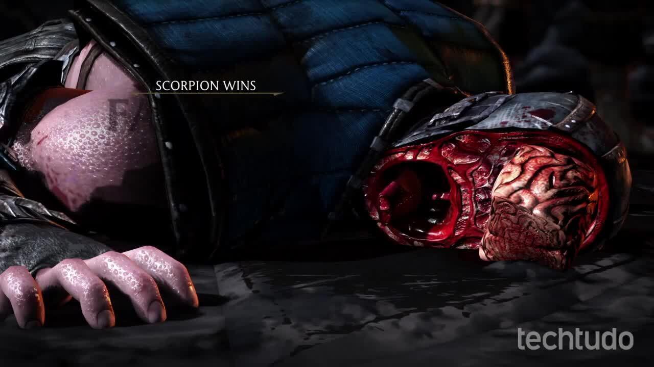 Mortal Kombat X: confira os melhores fatalities do game