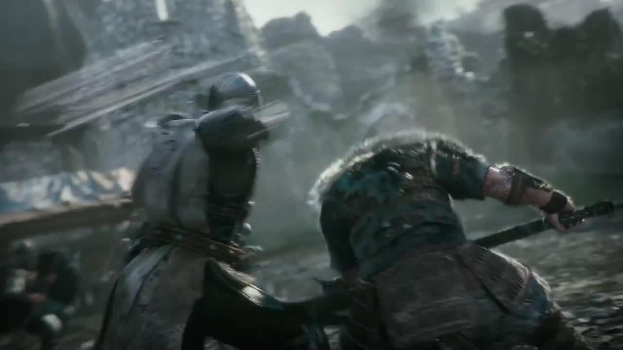 e843449488 For honor  tem batalhas multiplayer incríveis e modo história cheio ...