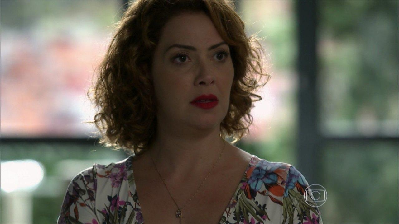 I Love Paraisópolis - capítulo de quinta-feira, dia 09/07/15, na íntegra - Paulucha percebe que foi roubada
