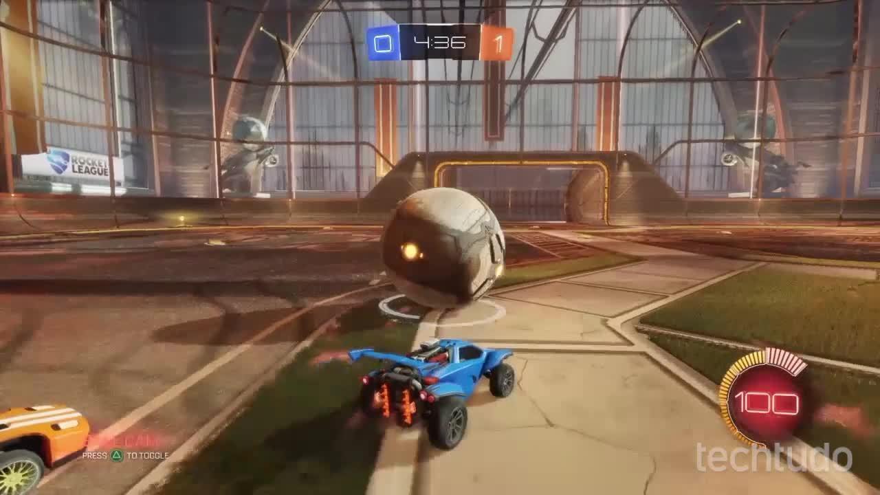 Rocket League: como jogar o game que mistura corrida e futebol