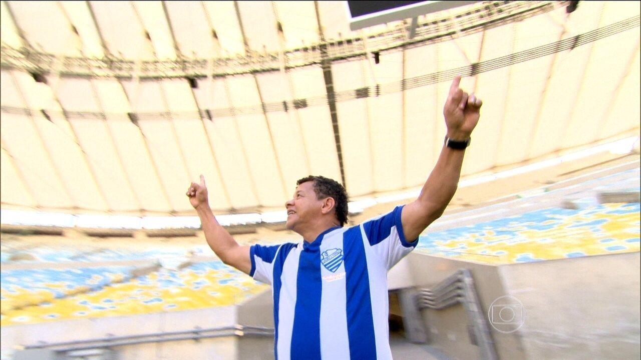 Conheça a história de Jacozinho, figura do futebol brasileiro na década de 1980