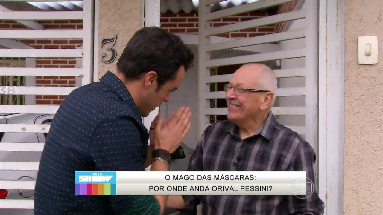 Orival Pessini, criador do personagem Fofão, relembra 40 anos de carreira