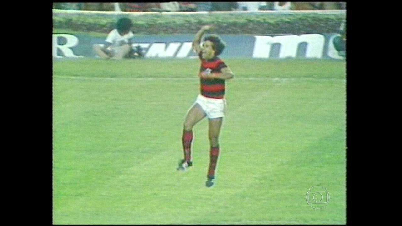 Baú do Esporte: relembre final de 1980 entre Flamengo e Atlético-MG
