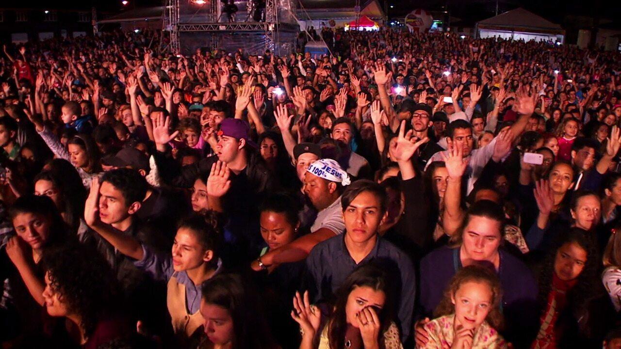Assista ao Festival Promessas, em São José dos Pinhais - bloco 2