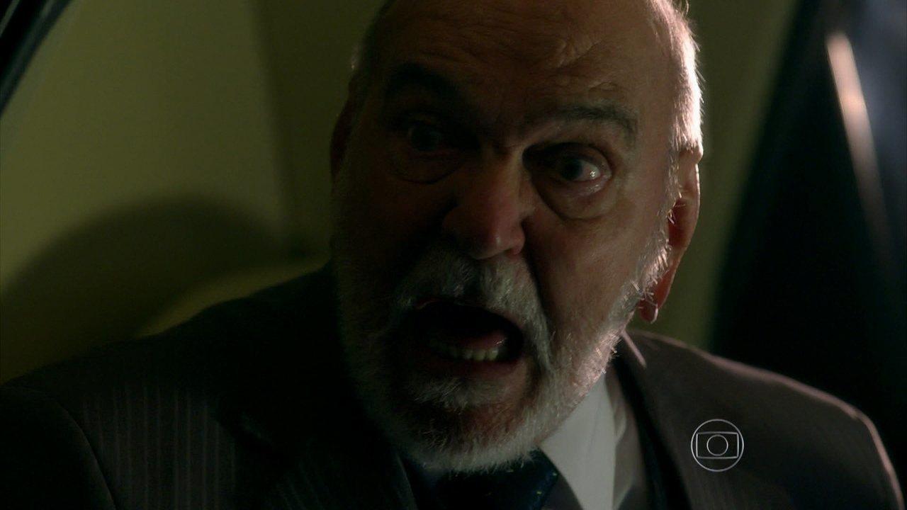 I Love Paraisópolis - capítulo de terça-feira, dia 13/10/15, na íntegra - Dom Peppino sofre um atentado