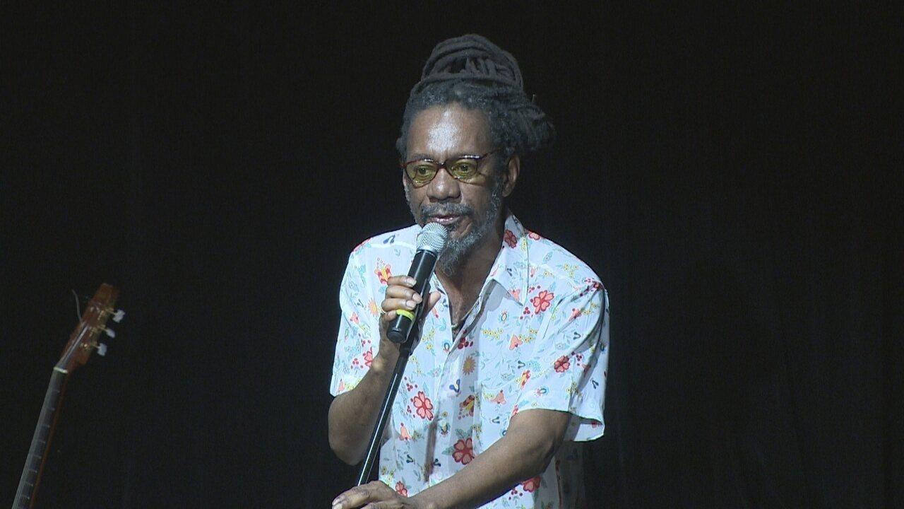 Luiz Melodia encerra Festcine Amazônia