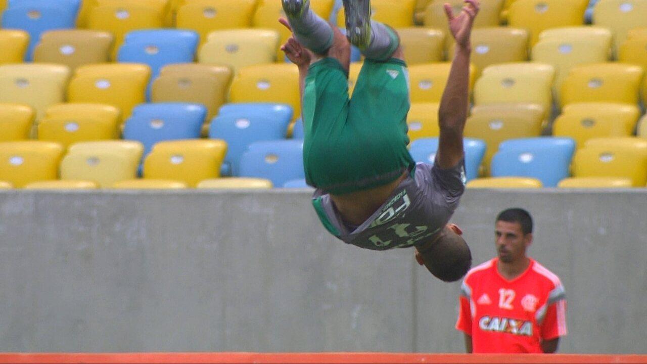 Flamengo 1 x 2 Palmeiras pela 38ª rodada do Brasileirão