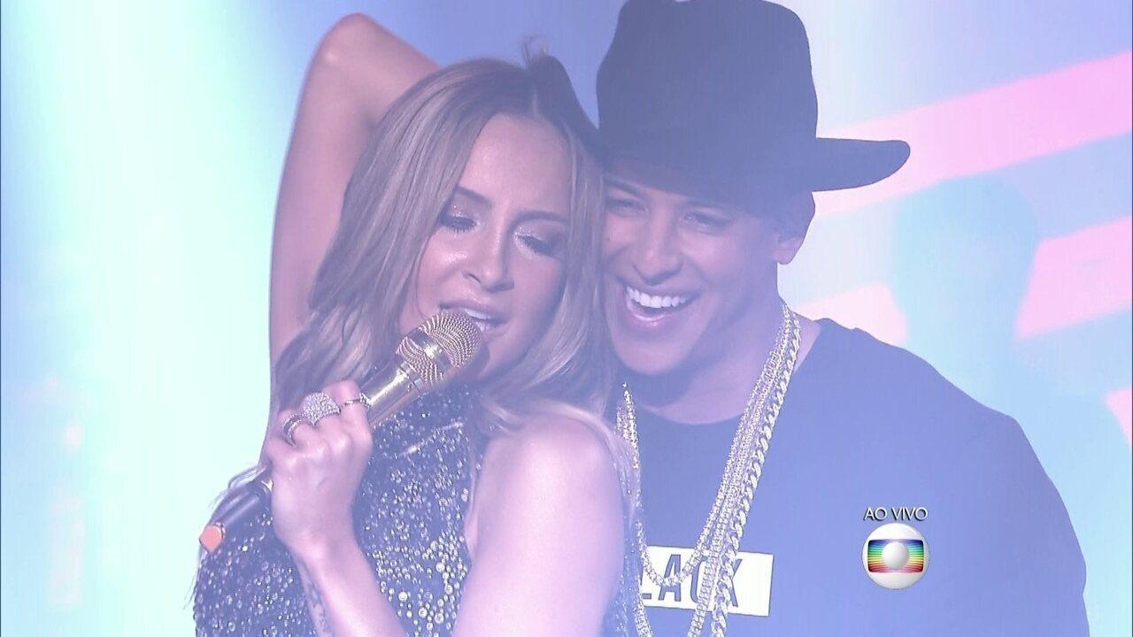 Claudia Leitte canta novo single 'Corazón' com Daddy Yankee