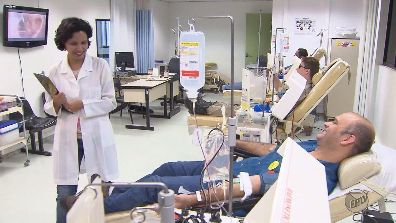 Entenda como funciona a doação de plaquetas sanguíneas