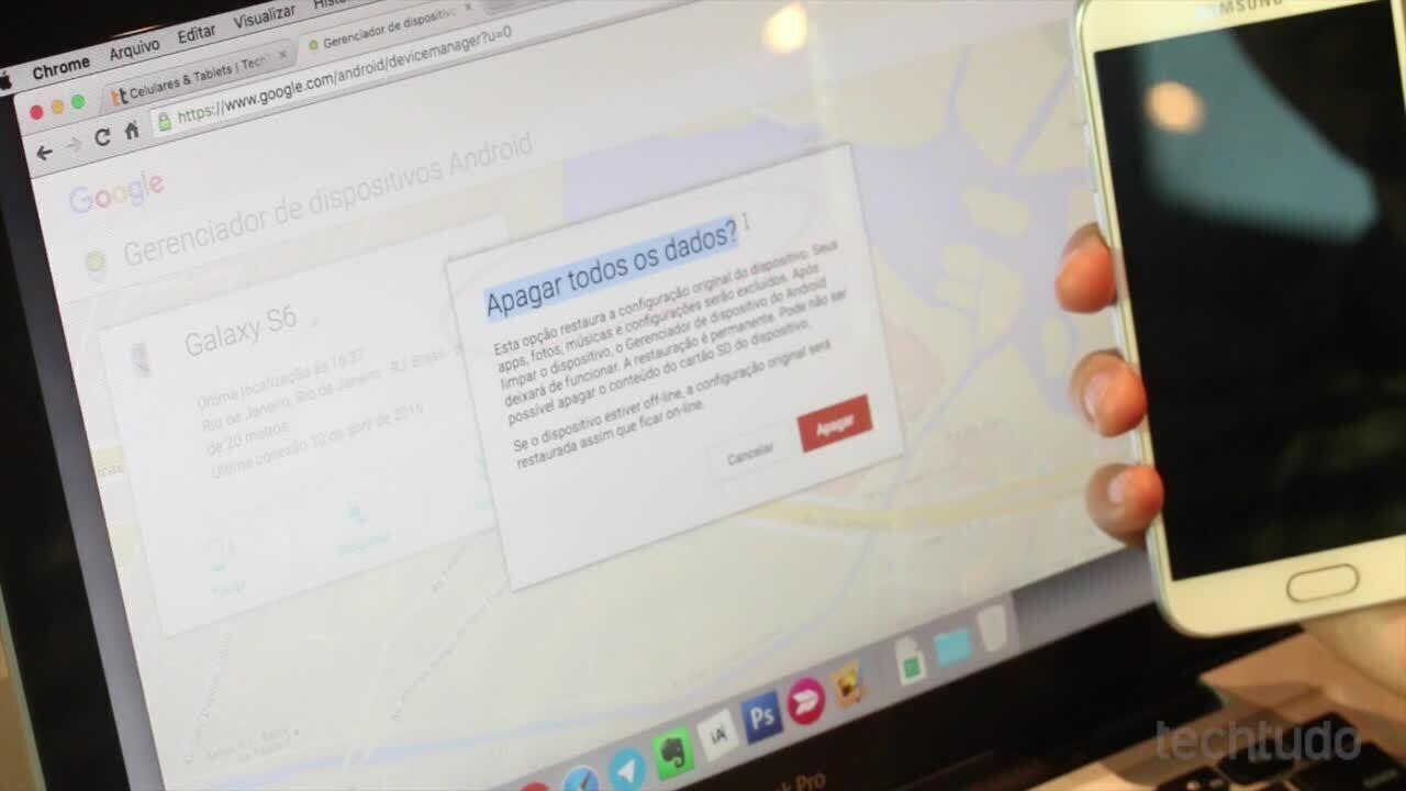 Como rastrear um celular sony xperia t2 - Localizar celular android apagado