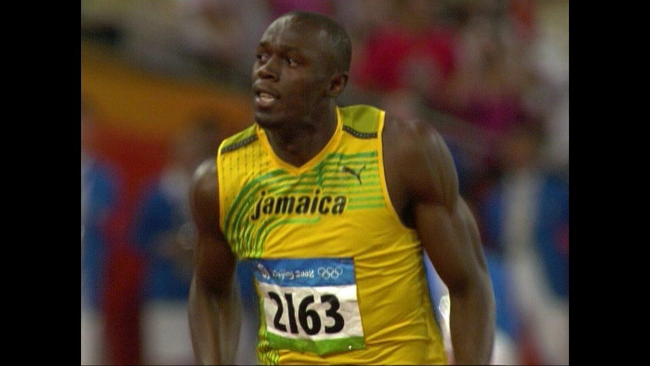Pílulas Olímpicas: Usain Bolt conquista medalha de ouro nos 100m nas Olimpíadas de 2008
