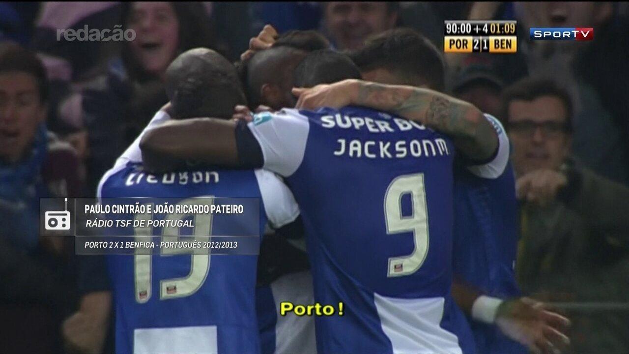 Redação AM: relembre o título português do Porto na temporada 201/2013