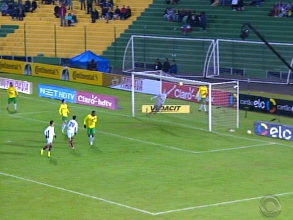 Ypiranga perde para o Fluminense e está fora da Copa do Brasil