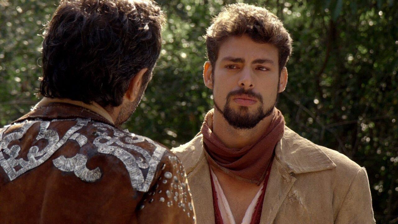 Capítulo de 20/06/2011 - Jesuíno tenta salvar Herculano, mas o tenente o enfrenta